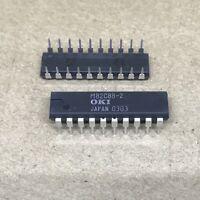 1PCS MB8464A-10L-SK CMOS 65,536 Static Random Access Memory DIP28