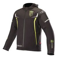 GIACCA ALPINESTARS MONSTER ENERGY ORION TECHSHELL DRYSTAR JACKET LIMITED EDITION