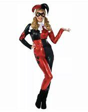Rubies DC Comics Harley Quinn Deluxe Jumpsuit Costume Sz XS Halloween ExtraSmall