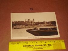 Tower of London England Harrison Castle Fortress Boat Ship Severn Thames dock