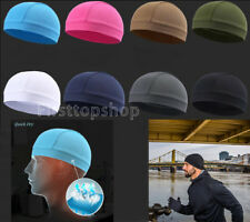 Breathable Cycling Motorcycle Bicycle Hats Beanies Helmet Liner Protaction Head