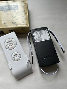 Universal Ceiling Fan Lamp Light Remote Control Receiver Kit Timing Wireless 15M