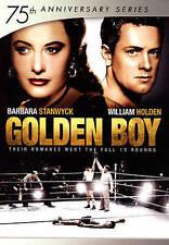 GOLDEN BOY New DVD 75th Anniversary Series Barbara Stanwyck William Holden