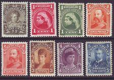 Newfoundland 1897 SC 78-85 MH Set