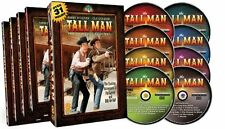 NEW The Tall Man - Complete TV Series - All 75 Episodes! (DVD)