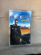 El General Is Back Cassette TAPE Rare Latin Music Sealed