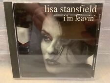 LISA STANSFIELD I'm Leavin (CD, PROMO Single)