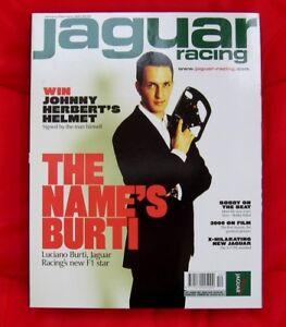 Jaguar Racing Issue SIX, Full Colour BiMonthly Publication Jan/Feb 2001 Eng Text