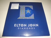 Elton John: Diamonds - The Ultimate Greatest Hits   Vinyl 2 LP + Download