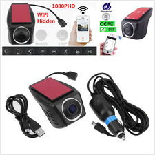 Waterproof  170° Hidden Wifi Car Camera DVR Dash Cam Video AVI Recorder G-Sensor
