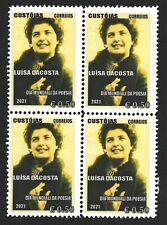 2021 Portugal Local -Custoias-Luísa Dacosta-International Poet's Day