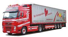 Awm camiones DAF XF 105 SSC aerop refrigeración-ksz planzer