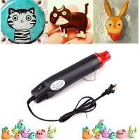 110V 300W Hot Air Heat Gun for 18650 Wrap & Heat Shrink Tubing Temperature DIY