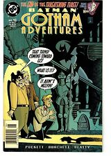 BATMAN GOTHAM ADVENTURES # 13 VF/NM 1999 TV SHOW MAD MAGAZINE 1 HOMAGE LOW PRINT