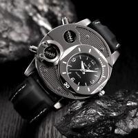 Fashion Men Casual Watch Silica Gel Students Sports Quartz Analog Wrist Watches