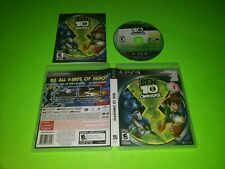 Ben 10 Omniverse 1 PlayStation 3 PS3 COMPLETE CIB VERY GOOD TESTED Ten Action