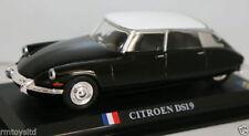 Véhicules miniatures Altaya pour Citroën