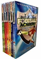 Football Academy Tom Palmer Collection 6 Books Set Pack Free Kick, Striking out