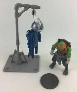 Teenage Mutant Ninja Turtles Secret Sewer Lair Playset Part Figure Hanging Toy