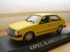 EXTREMELY RARE  OPEL KADETT 1983 PORTUGUESE NUMBER PLATE ALTAYA/IXO 1/43