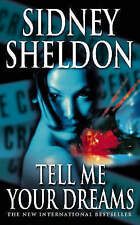 Tell Me Your Dreams by Sidney Sheldon  EXCELLENT PAPERBACK    J4