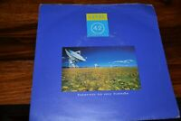 """LEVEL 42     HEAVEN IN MY HANDS     7""""  POLYDOR  RECORDS   PO 14   1988"""
