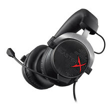 Creative Sound BlasterX Gaming Series H5 Pro Analog Stereo Headset, 50mm Drivers