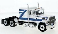 FORD LTL 9000 - 1978 - white / blue - IXO 1:43