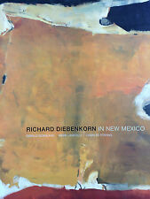 RICHARD DIEBENKIRN IN NEW MEXICO BY GERALD NORDLAND *FIRST ED*