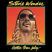 STEVIE WONDER - HOTTER THAN JULY  (VINYL)   VINYL LP NEW+