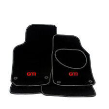 For VW Polo Car Mats Mk3 6N + 6N2 1995-2001 With GTI logo - Customise Now!