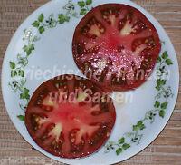 🔥 Amazon chocolate Tomate 10 Samen historische schwarze Tomaten tolles Geschenk