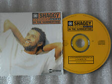 CD-SHAGGY-FEAT.RAYVON-IN THE SUMMERTIME-IT NO MATTER-STING-(CD SINGLE)95-2TRACK