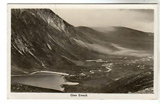Glen Einech - Real Photo Postcard 1952