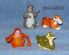 1990 McDonalds Jungle Book Complete Set - Lot of 4,  Boys & Girls,  3+