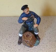 "Vintage Royal Doulton ""The Lobster Man"" Statuette"