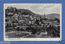 Marburg Lahn Panorama  #740 DJH Jugendherberge Universitätsstadion Jahnstrasse
