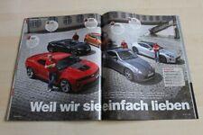 AMS 24133) Jaguar F-Type Coupe S mit 380PS besser als...?