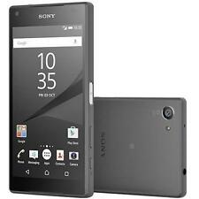 Negro 4.6' Sony Xperia Z5 Compact E5823 23MP 32GB Octa-Core Libre Movil Telefono