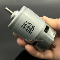 JOHNSON RS-775 Electric Motor DC12V 18500RPM High Speed Power High Torque Engine