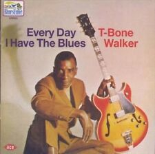 Every Day I Have The Blues 0029667058827 by T-bone Walker CD
