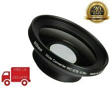 Nikon WC-E76 Wide Angle Converter Lens For Coolpix 25792 (UK)