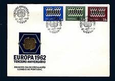 PORTUGAL - PORTOGALLO - 1962 - Europa - Unificato 908/910