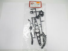 Genuine Kyosho ZX-5 TF-5 Plastic Center Mount & Stiffener #LA212C OZ RC Models