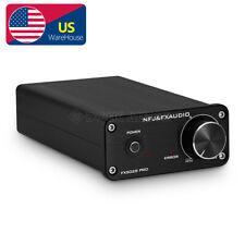 2 Channel Stereo Audio Power Amplifier Hi-Fi Professional Digital Amp 160W Black