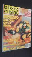 Revista Mensual Dibujada La Buena Cuisine N º 90 Oct - Nov 89 Buen Estado