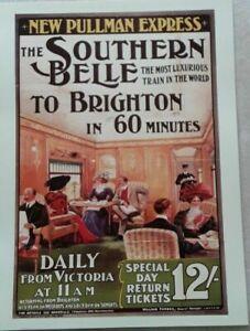 Railway Posters 40cm x 30cm  - Multiple Listing