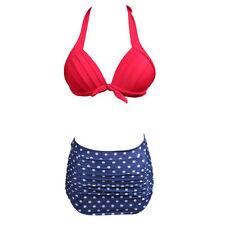 Unbranded Cotton Regular Size Bikini Swimwear for Women