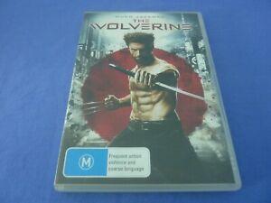 The Wolverine DVD Hugh Jackman Famke Janssen Ian McKellan R4 Free Postage