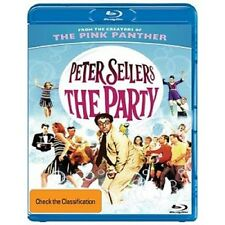 THE PARTY (Peter Sellers) BLU RAY - Sealed Region free